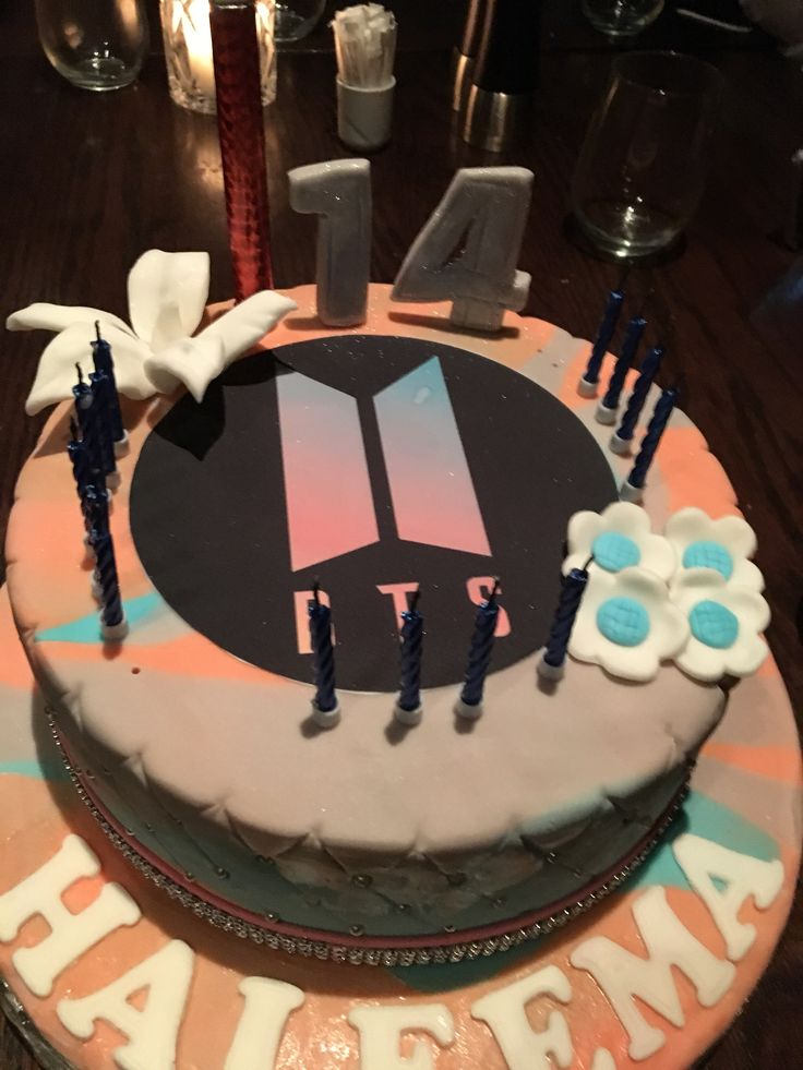 BTS Birthday Cake Ideas Bts cake