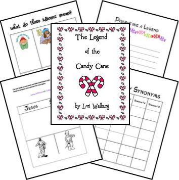 Some fun resources for using The Legend of the Candy Cane to fill your home and homeschool with fun! {this post contains affiliate links}   The Legend of the Candy Cane One dark November night a stranger rides into a small prairie town. Who is he? Why has he come? The …
