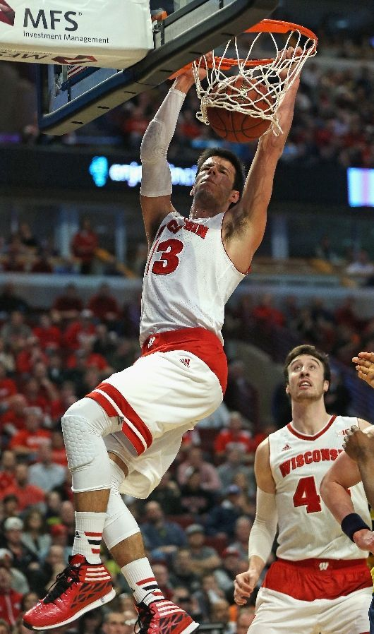 Wisconsin Badgers NCAA Basketball | Wisconsin College Basketball - Badgers Photos - ESPN