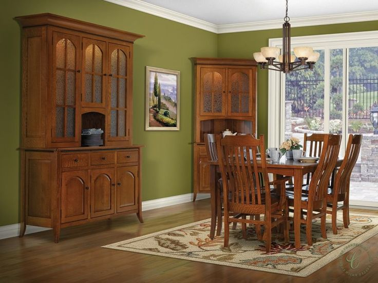 309 best amish dining furniture images on pinterest | amish