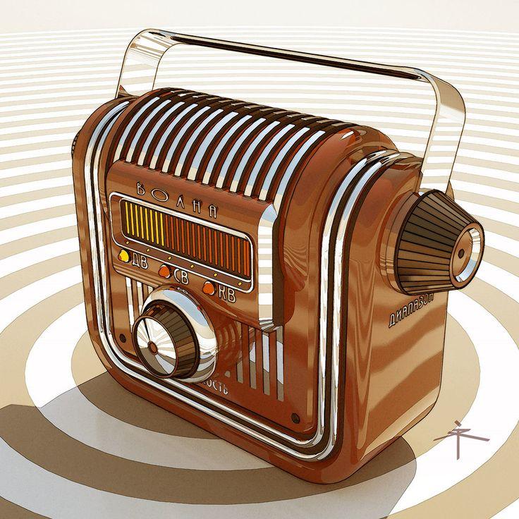 280210 - VOLNA radio reciever by 600v.deviantart.com on @deviantART
