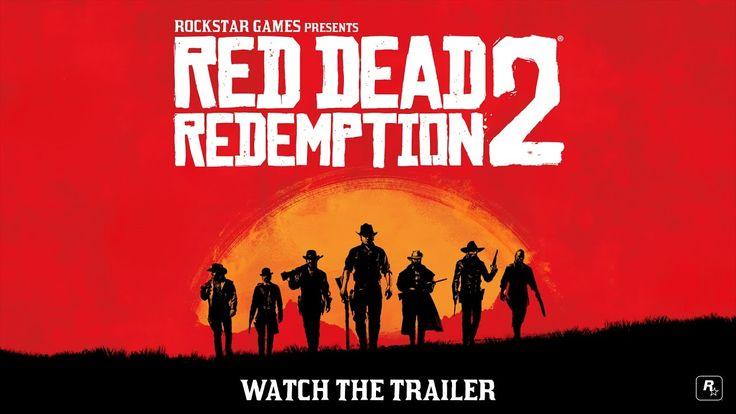 El primer tráiler de Red Dead Redemption 2 ha llegado #Videojuegos #reddeadredemption #RockstarGames