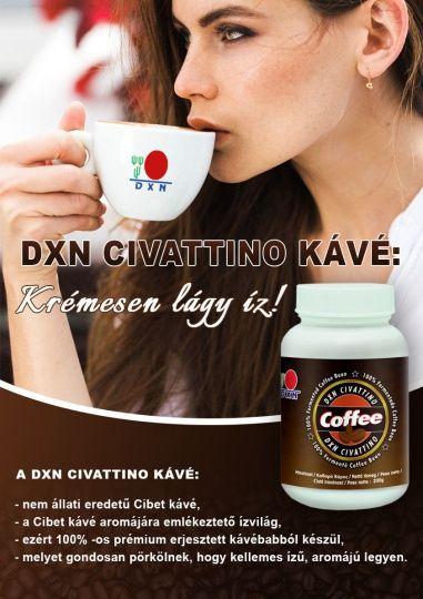 A világ legdrágább kávéja kicsit másképp: DXN CIVATTINO COFFEE http://legjobbkave.hu/vilag-legdragabb-kaveja-kicsit-maskepp-dxn-civattino-coffee/