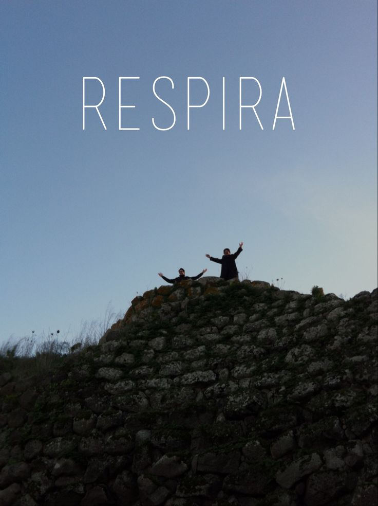 respira  breathe photo by anna scano //