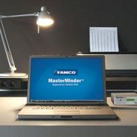 Famco's computerised automatic monitoring and testing system for #emergencylighting and #exitsigns MasterMinder