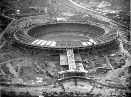 Estadio de Maracaná 1950 Mundial de Futbol