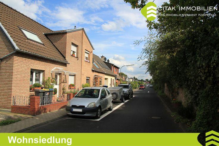 Köln-Mauenheim-Wohnsiedlung