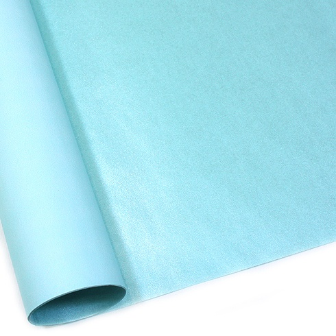 Cool tiffany blue pinstripes on customizable backg gift