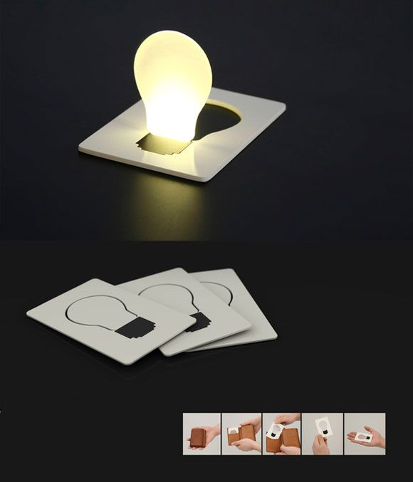 High Quality 20 Futuristic Industrial Design Concepts   Ryan Harcu0027s Design Is Probably  One Of The Most Compact Sources Of Light You Will Ever See.