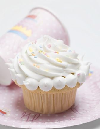 Meringue botercrème   Cupcakerecepten.nl