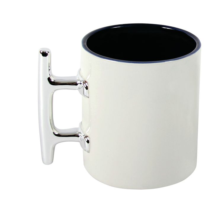 Latitude 38 16 Oz. Nautical Ceramic Plate Cleat Mug
