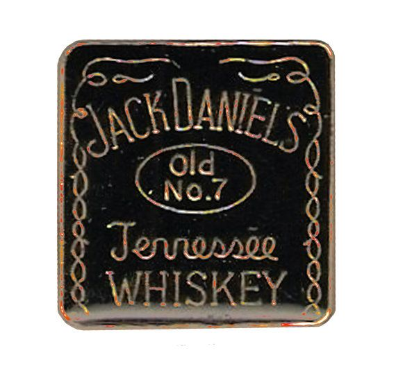 "JACK DANIELS Old No 7 Tennessee Whiskey vintage enamel pin brewery beer by VintageTrafficUSA  11.00 USD  A vintage Jack Daniels Old No 7 Tennessee Whiskey pin Excellent condition. Measures: approx 1"" 20 years old hard to find vintage high-quality cloisonne lapel/pin. Beautiful die struck metal pin with colored glass enamel filling. Add inspiration to your handbag tie jacket backpack hat or wall. Have some individuality = some flair! -------------------------------------------- SECOND ITEM…"