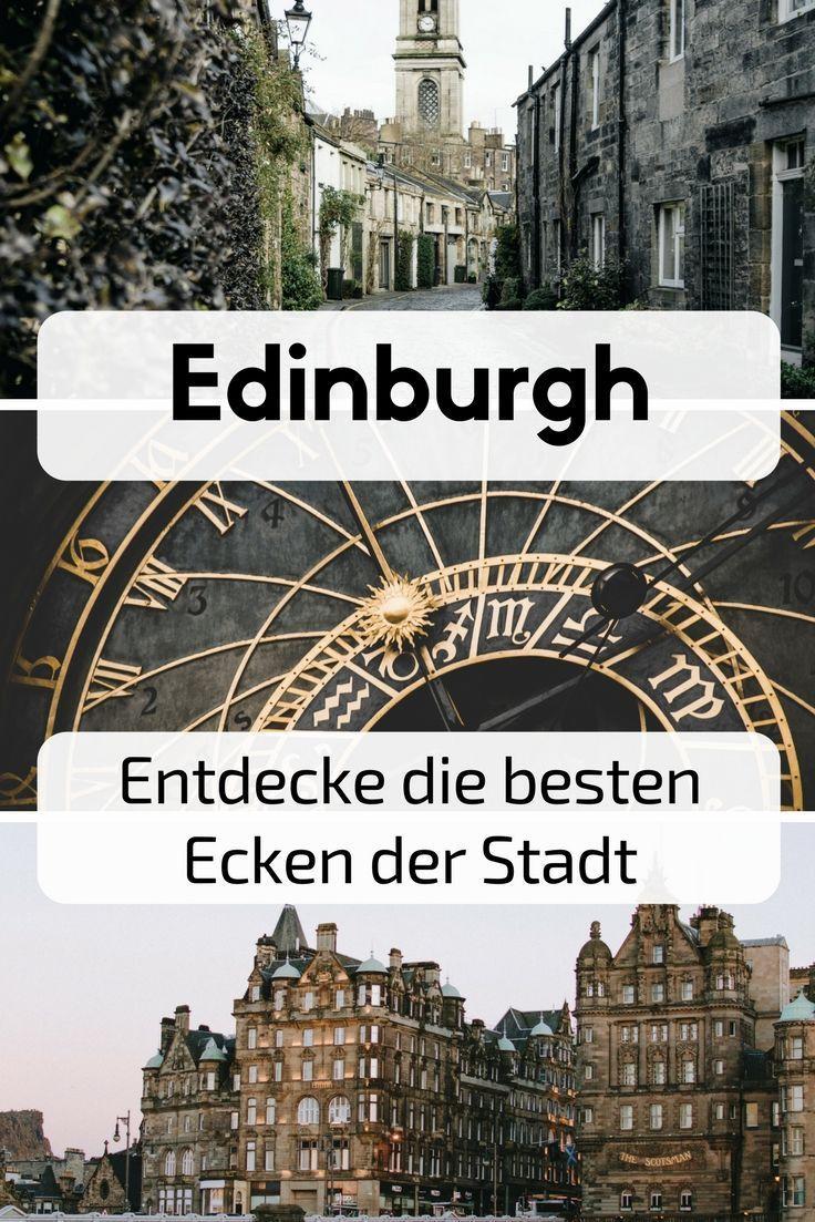 Edinburgh Tipps: 10 ULTIMATIVE Edinburgh Geheimtipps für deine Reise