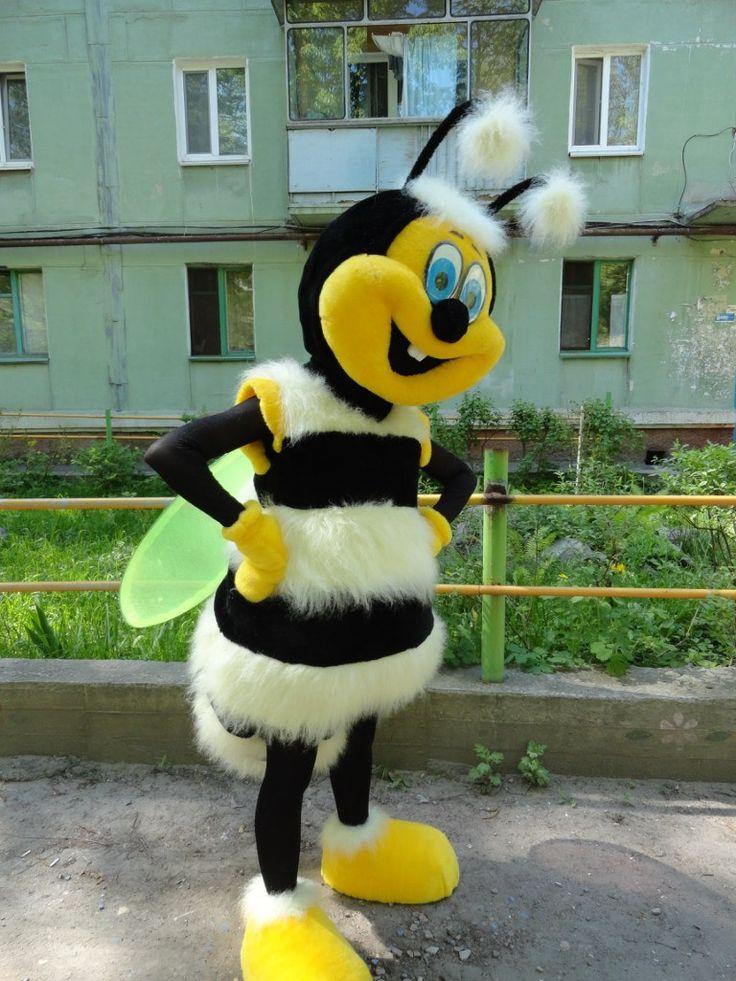 Картинки ростовая кукла пчела