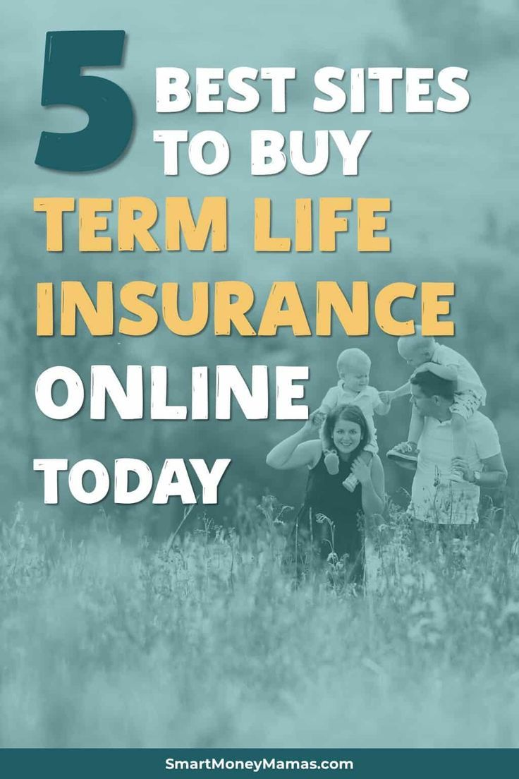5 Sites That Make Term Life Insurance Easy Affordable Term