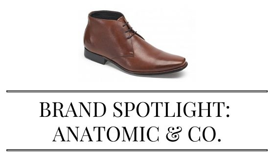 Brand spotlight Anatomic Shoes by robinsonsshoes.com
