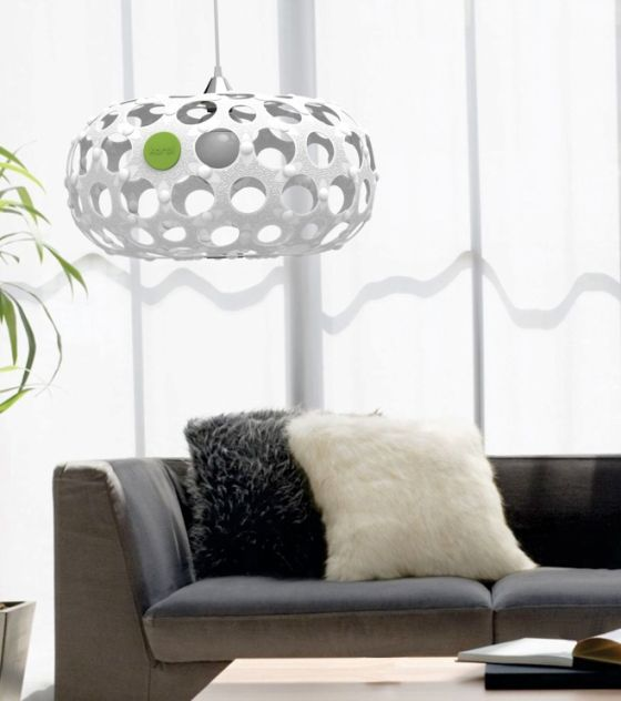 This contemporary black lampshade forms part of the Award Winning Korol home décor range. It is eco-friendly! Available in different colors! Purchase it from www.wave2africa.com