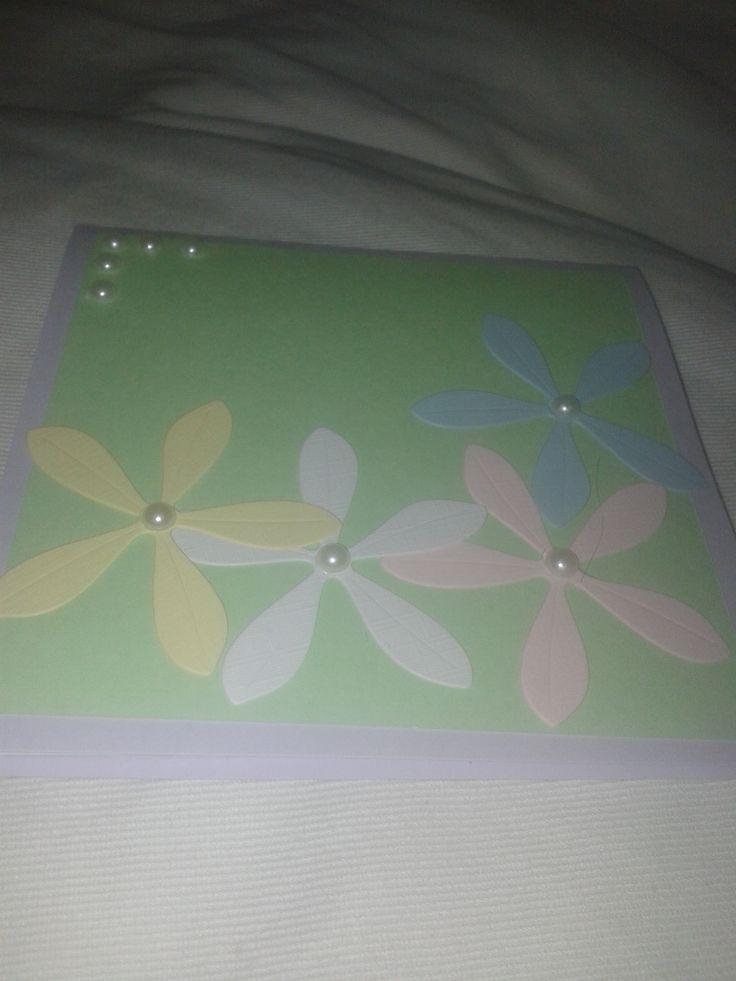 notitieblokje gemaakt voor een swap
