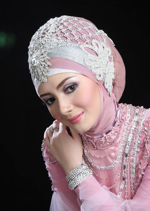 jilbab wedding