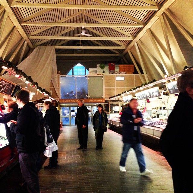 Feskekôrka - Fish Market