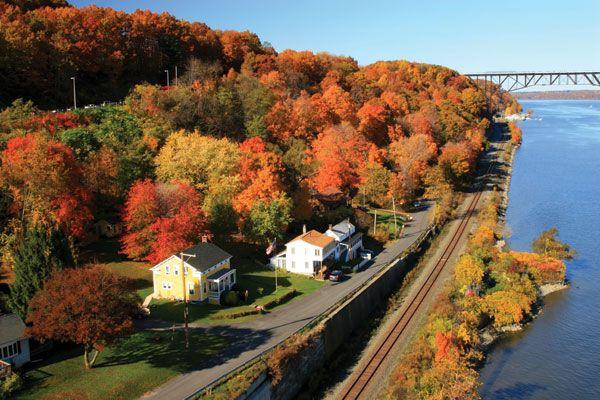 Hudson valley from new york best option