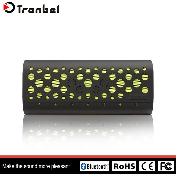 New fashion mini portable bluetooth speaker with 2000mah battery for best selling alibaba in russian