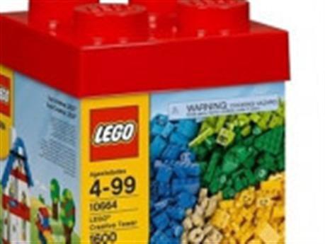 LEGO XXL 1600 PIECE BOX 10664