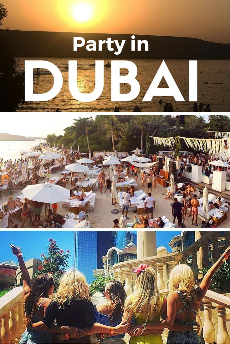 Did you know Dubai has an amazing nightlife scene? Read about the season's closing parties at beach clubs across the Emirate and find out what expat life is like for a twenty something in the UAE on While I'm Young travel and lifestyle blog.