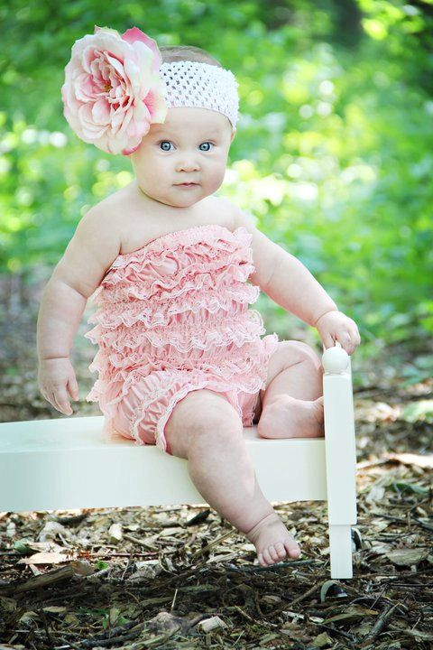 One of Harpers outfits for her 18 month pictures