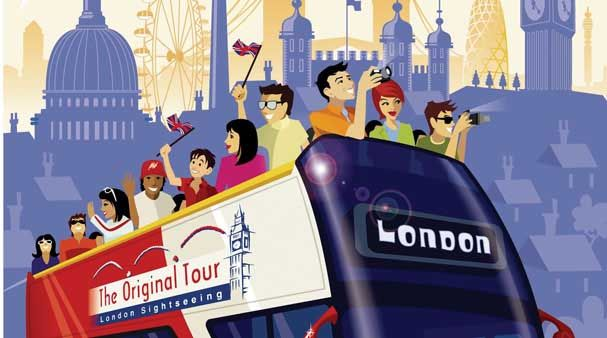 Original London Sightseeing Tour - Premier London Bus Tours