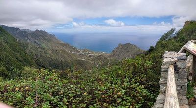 Anaga mountains, Tenerife, Canary Islands