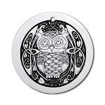 Owl Knot at CafePress