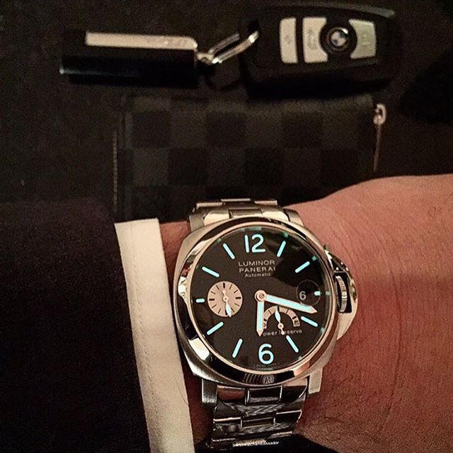 17 best images about watches tag heuer and my favorite panerai watch of all time panerai lumunor gold