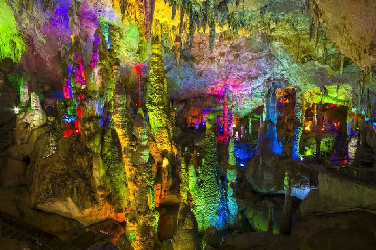 Get Stone Forest and Jiuxiang Cave Group Tour from Kunming for $124.98 Stone Forest and Jiuxiang Cave Group Tour from Kunming