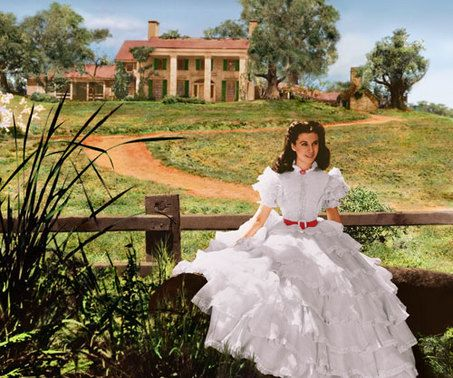 Gone With The Wind: Classic Movie, Scarlett O' Hara, Southern Girls, Vivien Leigh, Scarlettohara, Scarlett Ohara, The Dresses, Favorite Movie, Dee Dee