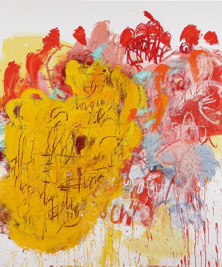 AIDA TOMESCU - Goldfields  2012 oil and pigments on canvas 184.0 x 154.0 cm