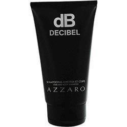 Loris Azzaro - Decibel Hair & Body Shampoo 150ml/5oz Design House: Azzaro. Fragrance Notes: Lemon, Liquorice, Citrus, Violet, Incense, Vetiver, Vanilla, And Tonka Bean.. Recommended Use: casual.  #AZZARO_DECIBEL #Health_and_Beauty
