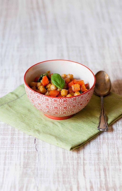 Ceci, carote e zucchine. Si ricomincia.
