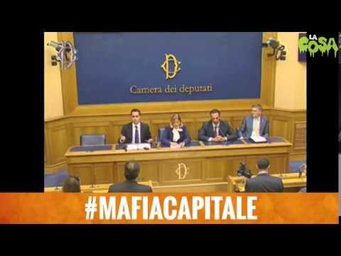 Marino: dimettiti per amore di Roma, Luigi Di Maio #MAFIACAPITALE
