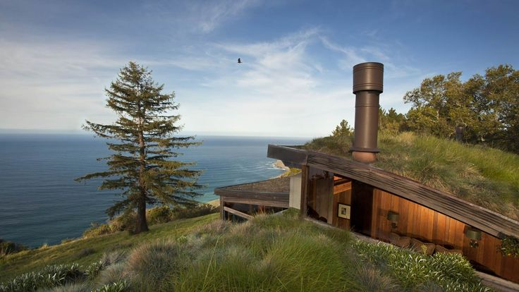 Nestled on the cliffs of Big Sur, California, the Post Ranch Inn provides the ultimate romantic getaway for those seeking a luxurious escape for a honeymoon, anniversary, or a relaxing vacation. The luxury resort's organic architecture embraces the dramatic beauty of Big Sur's coastline.