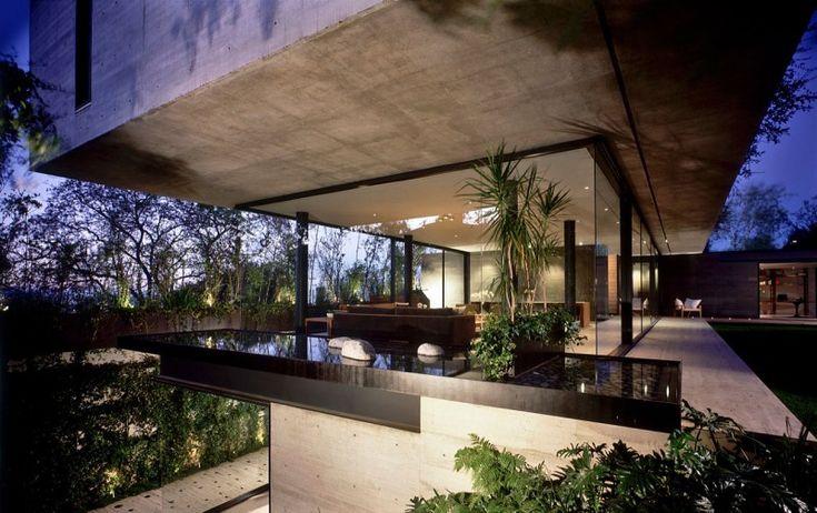 House La Punta by Central De Arquitectura, Mexico City, Mexico.