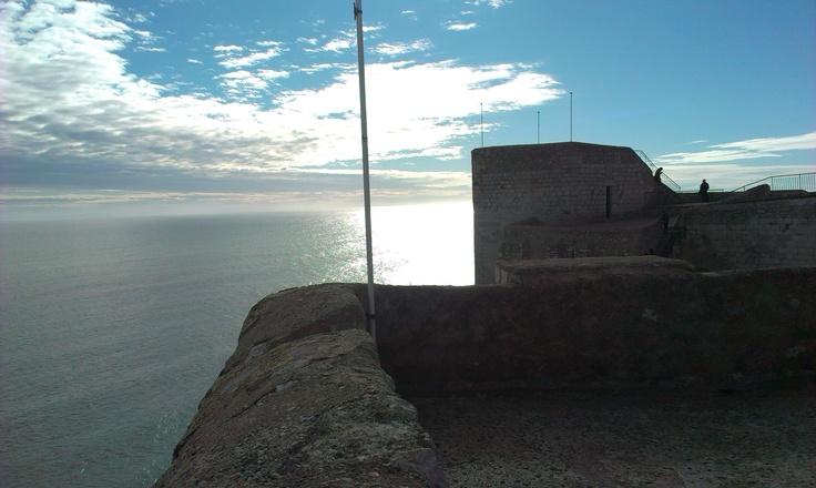 Castillo del Papa Luna. Peñíscola.