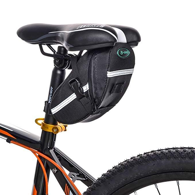 Bypa Bike Bags Under Seat Bicycle Saddle Bag Bicycle Pack Under