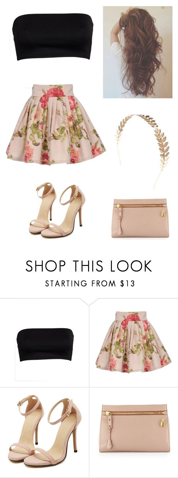 """""""Untitled #140"""" by jessicagaxiola on Polyvore featuring Marta Ferri, Tom Ford and Wet Seal"""
