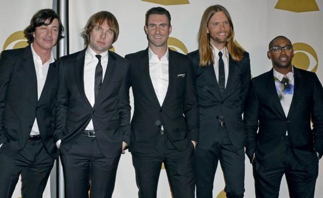 Maroon 5 tocará en México