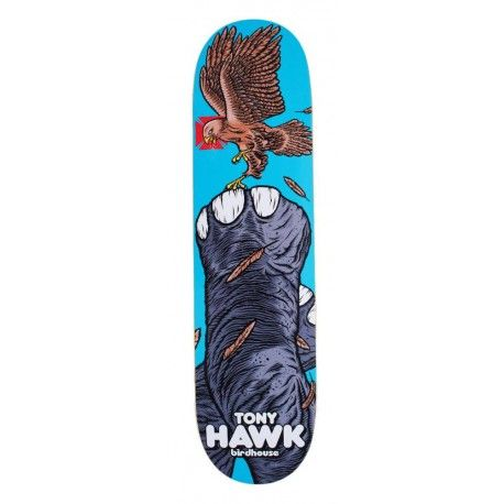 "Birdhouse Pro Fowl Hawk Skateboard Deck - 7.88"""