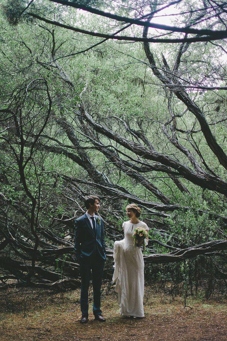 Melbourne Lorne Wedding | Photographer: Lucinda Andrew