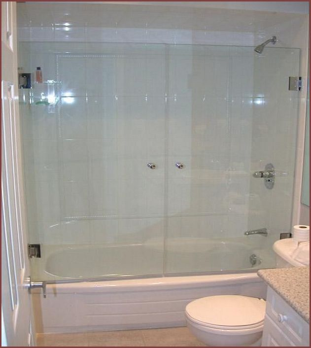 Small Bathroom With Frameless Shower: Your Home Improvements Refference