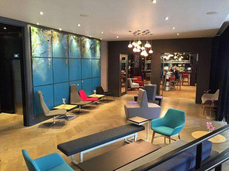 Hitch Mylius | Malmaison london showroom #clerkenwell