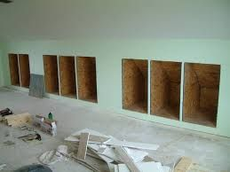 Image result for knee wall closets